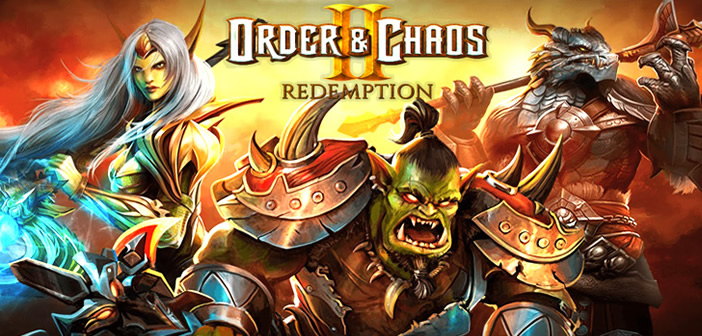 Review Order and Chaos 2 : Redemption, MMORPG Mobile dengan Grafis Memukau