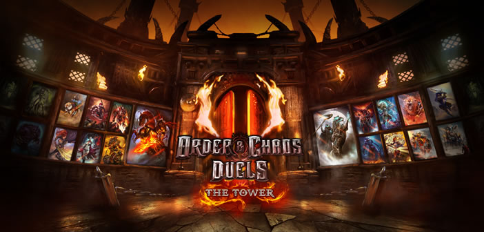 Order and Chaos Duels : Game TCG Online Mobile